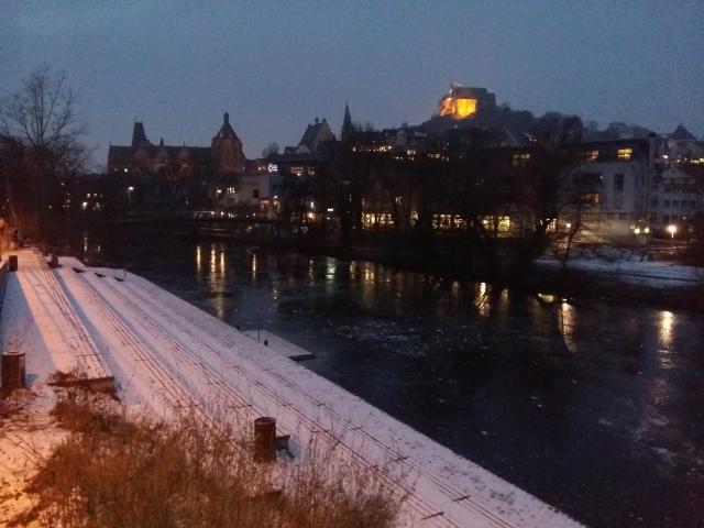 Marburg / Lahn Januar 2017